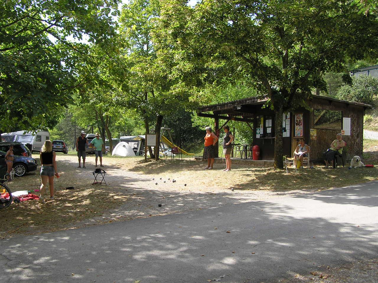 Camping du Pont d'Espenel